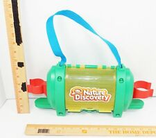 NATURE DISCOVERY TOY - EMPTY TRAVEL CASE OR HOLDER - MISSING PIECES USED