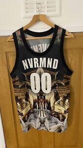 NVRMND Clothing x Gioventú Gioventu NYC Basketball Vest Size S Small