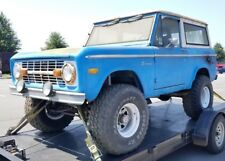 1972 Ford Bronco Explorer Package