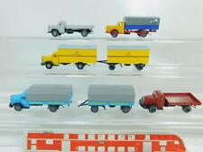 Bo469-0,5 #5x Wiking H0 / 1:87 Lorry Mercedes-Benz / MB L 3500: post +