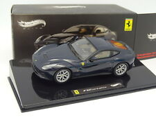 Hot Wheels 1/43 - Ferrari F12 Berlinetta Bleue