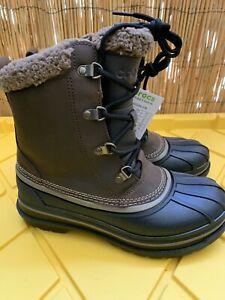 Crocs Allcast II Boots 203394-23K Sz7 Mens