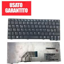 PEZZO DI RICAMBIO ACER ASPIRE ONE AOA 150-BGb TASTIERA NETBOOK QUERTY ITALIANA