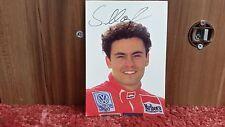 1 signierte Autogrammkarte Sascha Maassen Formel 3 - VW  Maaßen  Autograph Card