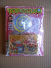 TOPOLINO n°2678 Blisterato con Gadget TIME MACHINE  [MZ7]