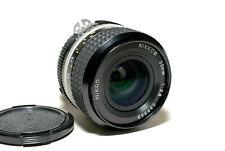 Il Giappone Nikon Nikkor obiettivo 35mm f/2, 8 AIS (molto bene)