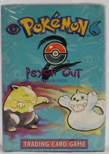 Pokemon Base 2 Psych Out Theme Deck - Factory Sealed - 1999