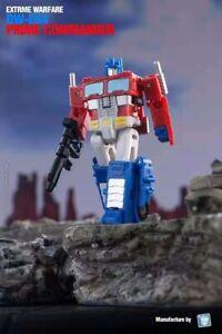 Dr.Wu DW-E04 Prime Commander Optimus Prime w/ Trailer in stock