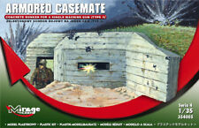 Armoured casemate , MIRAGE HOBBY 354005, SCALE 1/35