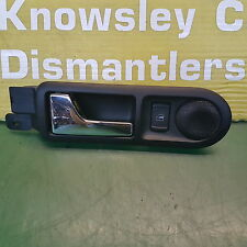 VOLKSWAGEN BORA MK1 (04) NSF PASSENGER SIDE FRONT INTERIOR DOOR HANDLE