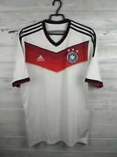 Germany soccer jersey Large 2014 world cup shirt G87445 football Adidas