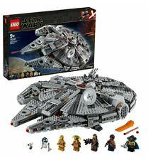 Lego Star Wars Conjunto de Construcción De Halcón Milenario - 75257-Nuevo