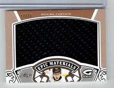 2016 Leaf GENESIS Maxime COMTOIS,Victoriaville Tigres  Game Used Jersey 17/25
