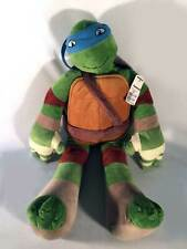 "TMNT Teenage Mutant Ninja Turtles Leonardo 24"" Inch Plush Stuffed Toy Viacom"