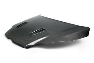 12-14 Ford Focus RS-Style Seibon Carbon Fiber Body Kit- Hood!!! HD1213FDFO-RS
