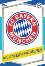 FC Bayern München - Panini Topps Futera Auswahl einzel Karte