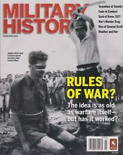 Military History (July 2013) (Rules Of War, Taranto Torpedoes, Weather and War)