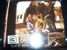 Three / 3 Doors Down Let Me Go Rare Australian CD Single