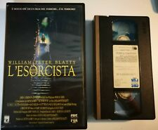 VHS - L'ESORCISTA III di William Peter Blatty [CBS-FOX]