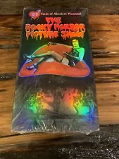 The Rocky Horror Picture Show (Vhs, 2000, 25th Anniversary Special Edition) Seal