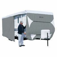 Classic Accessories 73263 RV PolyPRO 3 Travel Trailer Cover ONLY fits 20'-22'L