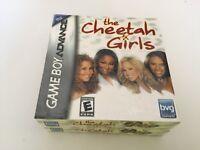 Cheetah Girls (Nintendo Game Boy Advance, 2006) GBA NEW