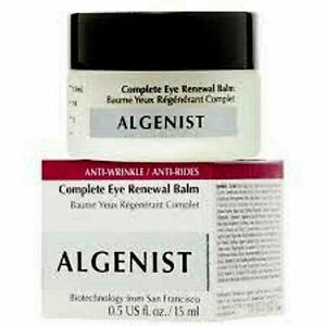 Algenist Complete Eye Renewal Balm 0.5 OZ  SIZE! SEALED BOX! AMAZING!