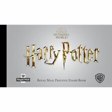 Great Britain 2018 Harry Potter postzegels prestigebooklet  voorverkoop POSTFRIS