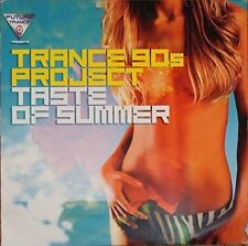 """Trance 90s Project Taste of summer (3 versions, 2003) [Maxi 12""""]"""