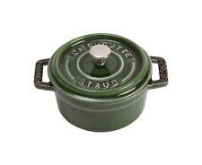 ️ Staub 40509-356-0 Casseruola tonda 24 cm Verde