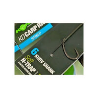 Korda KD Ready Tied Carp Rigs, All Sizes, Barbed & Barbless