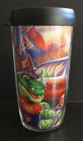 Florida University Gators Insulated Travel Mug NCAA College 16 oz Coffee Cup A