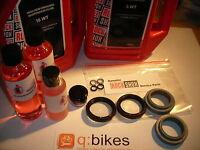 Rockshox Forks  - 40mm & 35mm Service Kits (Pike, Boxxer, Lyrik, Domain, Totem)