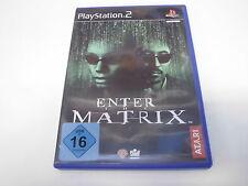 PlayStation 2   Enter the Matrix