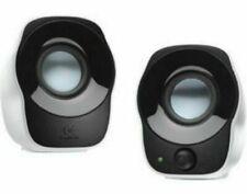 Logitech Z120 Speaker System - White 980-000514