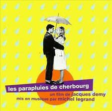 Les Parapluies de Cherbourg [Sony] by Michel Legrand (CD, Jul-1996, 2 Discs)