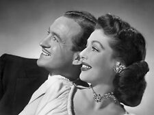 Loretta Young and David Niven UNSIGNED photo - H7748 - The Perfect Marriage