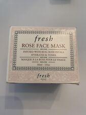 Fresh Rose Face Mask 1oz (30ml)