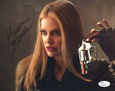 (Ssg) Kristin Bauer Signed 10X8 Color True Blood Photo - Jsa (James Spence) Coa