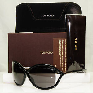 Authentic Tom Ford Womens Sunglasses Black Whitney TF9 199 31982