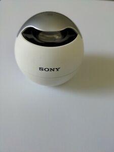 Sony SRSBTV5 Portable NFC Bluetooth Wireless Speaker System White