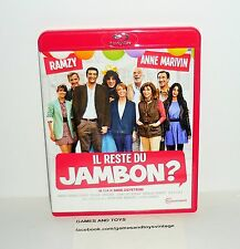DVD VIDEO BLU-RAY  IL RESTE DU JAMBON?
