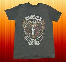 New The Ramones Men's Forever Presidential Seal Vintage Classic  T-shirt