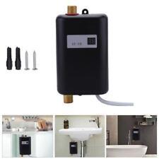 3400W Mini Tankless Durchlauferhitzer Instant Water Heater für Küche Badzimmer