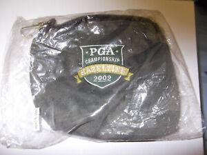 VINTAGE COLLECTIBLE PGA CHAMPIONSHIP 2002 - HAZELTINE NATIONAL - NEW IN PLASTIC