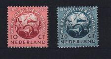 Upu 1949 Union Postale Universelle Pays-Bas 544/45** (MNH)