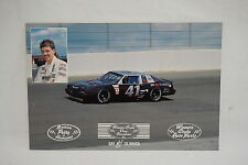 Winston Cup Series Post Card: Ritchie Petty #41 Late Model Stock Car