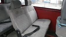 VW T4 Doppel Sitzbank mittlere Reihe / INKA / Günstig