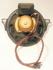 "vintage * ATWATER KENT FIELD COIL type ""7"" WORKING SPEAKER - 1900 OHMS"