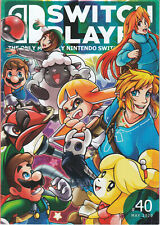 Switch Player Nintendo Magazine May 2020 Issue 40 Reviews Features Top 40 Games